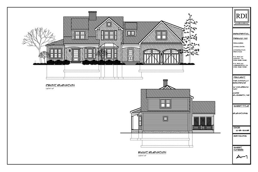 Sample Front Elevation Quotes : Front elevation of commercial building joy studio design